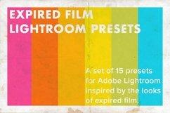 Expired Film Set of Lightroom Presets Product Image 1