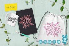 Flowers SVG Bundle, Floral svg Product Image 2
