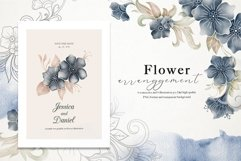 Nautical Floral & Mandala Watercolor Product Image 2