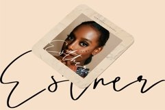 Web Font Matteol - Beauty Signature Font Product Image 3