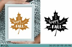 Fall Bundle SVG, Autumn Bundle, Thanksgiving, EPS DXF PNG Product Image 5
