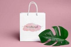 Windswept, a Brush script font Product Image 5