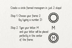Monogram Framer Product Image 3