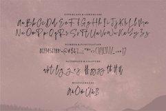 Web Font Mikayla - A Stylish Script Font Product Image 4