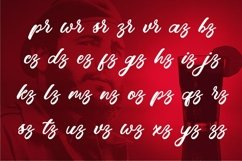 Web Font Red Rum Product Image 4