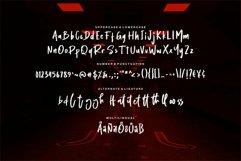 Web Font Mabesh - Modern Brush Script Font Product Image 3