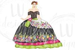 Cinco De Mayo Clipart, Mexico Clipart, Fiesta Graphics Product Image 2