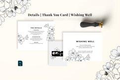 Modern Sketch Wedding Suite Product Image 6