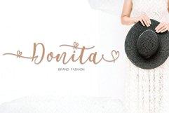 Delissia Script Product Image 4