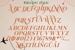 Tornado Modern Serif Font Product Image 2