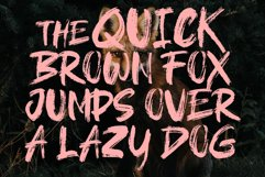 Brushield handwritten brush font Product Image 2