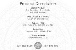 Tear drop earrings SVG, valentines jewelry, heart earrings Product Image 6