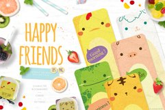 Happy Friends - cute animal Product Image 1