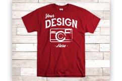 Gildan Mockup Bundle All Colors Mens Tshirt Mock Up Bundle Product Image 4