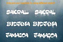 Jamixo Display font Product Image 3