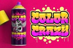 Street Lord Graffiti Font Product Image 2