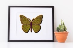 3D layered Butterfly Cut file Product Image 4