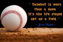 Baseball Product Image 5