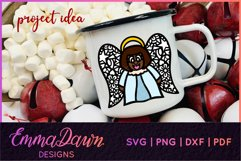 AMI THE ANGEL SVG MINI BUNDLE 7 DESIGNS Product Image 6
