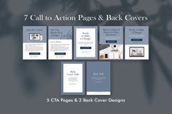 Workbook Canva Template, 60 Pages Ebook Template Lead Magnet Product Image 3