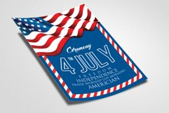 American Independence Day Flyer  Product Image 2