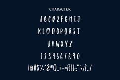 Amotir Bold Brush Display Font Product Image 3