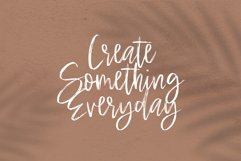 Hey Style - A Handwritten Brush Font Product Image 6