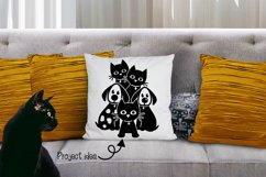 Cats and Dogs design! SVG / PNG / DXF / EPS files Product Image 4