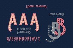 Shining Night font + bonus Product Image 2