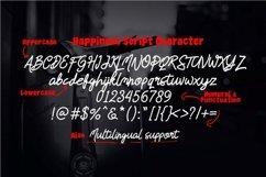 Web Font HAPPINESS FONT DUO Product Image 3
