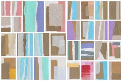 Collage Paper Textures 1 Product Image 2
