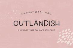 Outlandish Sans Product Image 1
