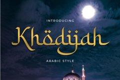 Khodijah - Arabic Style Product Image 1