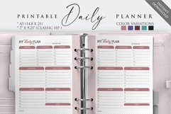 Printable Daily Work Planner Product Image 3