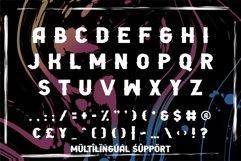 nockturnal display font Product Image 2