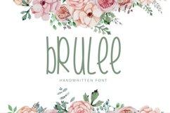Brulee Font Product Image 1