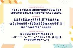 Sugar Babies - Playful Sans Serif Display Product Image 5