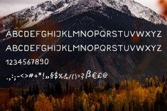 Bearmountain - Handmade Font Product Image 2