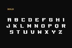 REGUILON Dispplay Font Product Image 4