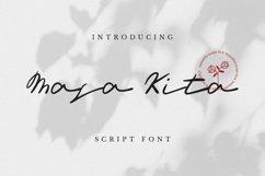 Web Font Masa Kita Font Product Image 1