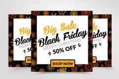 Black Friday Sale Banner Banner Product Image 1