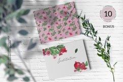 Pomegranate Fresh. Patterns Set Product Image 2