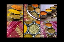 Indian Restaurant Cooking Spices Food Photography Product Image 2