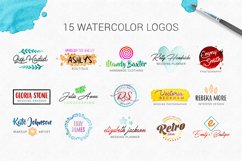 Watercolor Kit For Photoshop Product Image 4