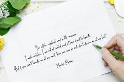 Ballpoint Rush, Handwritten Font Product Image 6