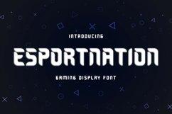 ESPORTNATION Font Product Image 1