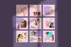 90's Vol1 Instagram Templates Product Image 6