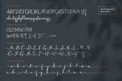 Bryan Letter - Hand-Lettered Script Font Product Image 4