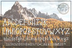 Autumn Secrets - A Mysterious Font By Endless Time Graphics Product Image 2