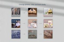 "Elegant Canva Instagram Templates ""Fashion"" Product Image 4"